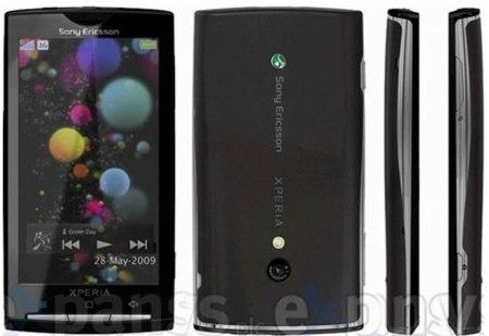 Sony Ericsson Rachael, primeras características aún no oficiales