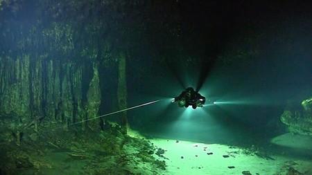 Se encuentra un ecosistema basado en metano en unas cuevas inundadas