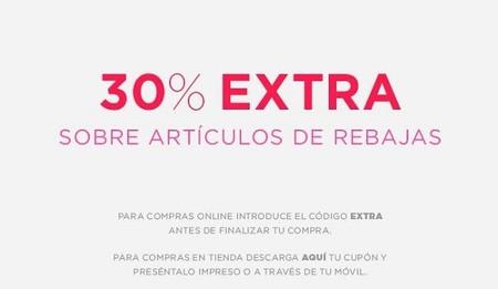 Blanco nos hace picar: añade un 30 % de descuento más a tus compras en rebajas