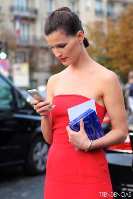 Hanneli Mustaparta Semana de la moda de París