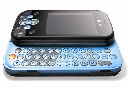 LG KS360, un teléfono juvenil para Europa