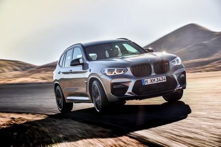 BMW X3 M 2020 exterior delantero