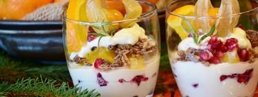 Reemplazos para que tus comidas de Navidad sean más sanas y ligeras