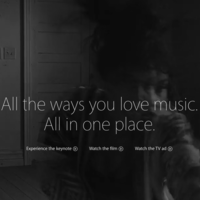 El márketing de Apple Music incluye a artistas... que aún no están en Apple Music