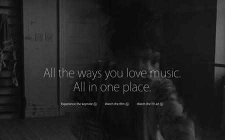 El márketing de Apple Music incluye a artistas... que aún no están en Apple Music