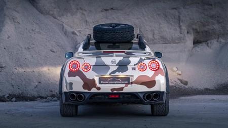 Nissan Gt R Offroad 7