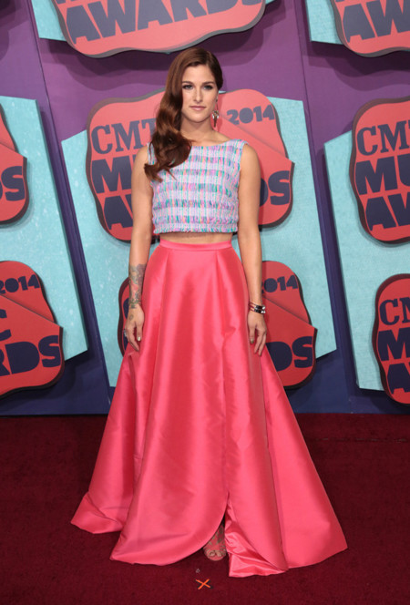 Cassadee Pope CMT Music Awards 2014