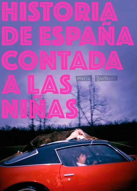 Historia de España contada a las niñas ganadora del Puchi Award.