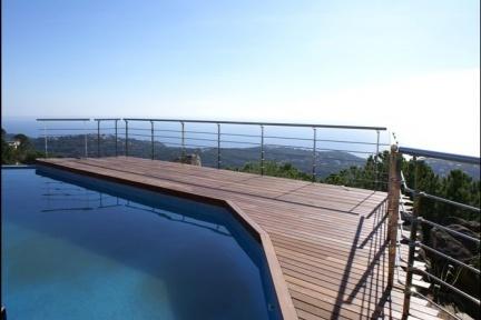 Casa de lujo con impresionantes vistas en Lloret de Mar