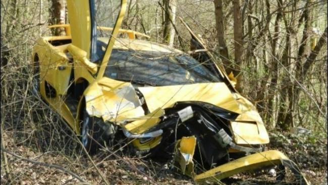Dolorpasión™: La diablura de un Lamborghini Diablo