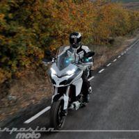 Probamos la Ducati Multistrada 1200S y te mostramos una maqueta para babear durante horas
