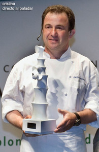 Martín Berasategui, II Premio Reyno de Navarra