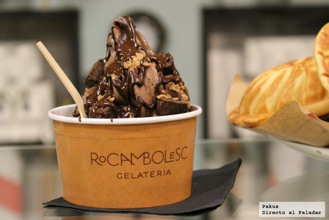 rocambolesc gelateria