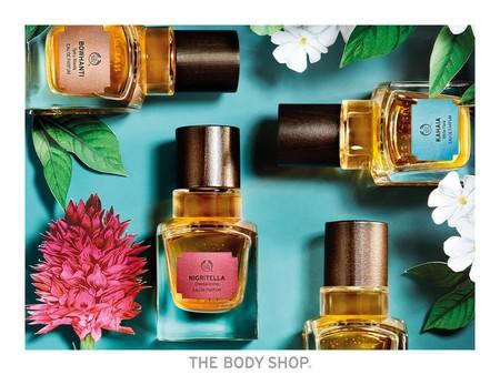 En The Body Shop tienes un 20% de descuento en todas las fragancias