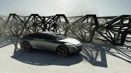 Nissan IMs Concept, el deportivo eléctrico que hará frente al Tesla Model S