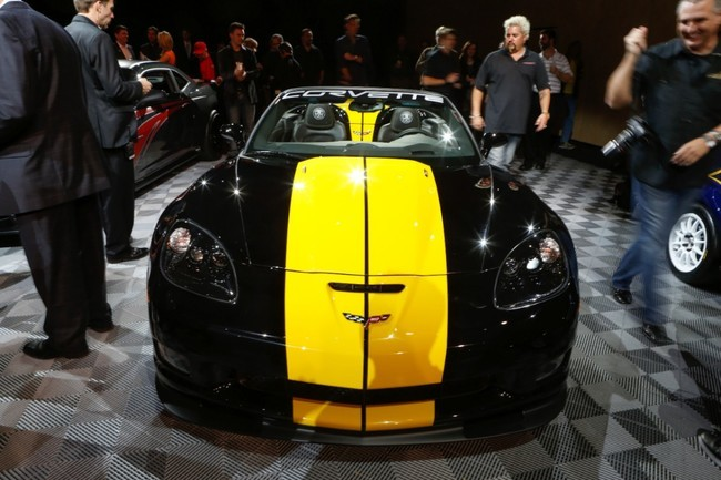 Chevrolet Corvette Guy Fieri - SEMA Show