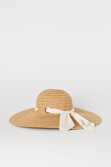 Sombrero H M Paja