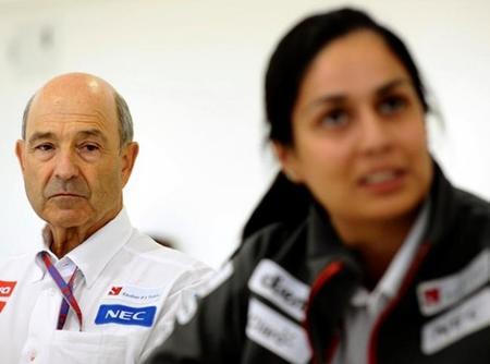 Eddie Jordan pronostica que Sauber estará en venta muy pronto