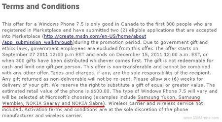 Nokia Sabre, Samsung Yukon y Wembley, ¿nuevos teléfonos Windows Phone?