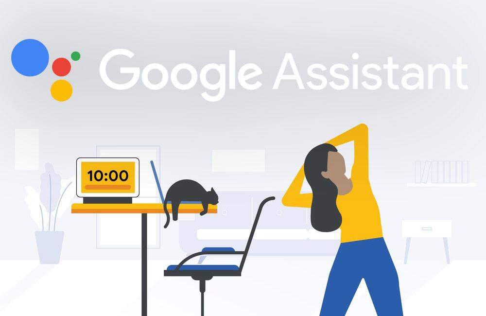 El Asistente de Google™ te proporcionara crear usted rutina diaria de trabajo