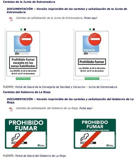 carteles antitabaco 2