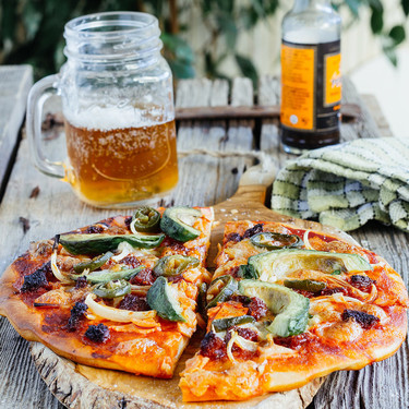 Nuestras mejores recetas de pizza para ver el Super Bowl
