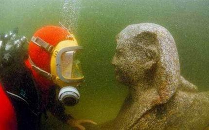 Un museo submarino para exponer los restos arqueológicos egipcios sumergidos