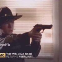 Los zombies de 'The Walking Dead' volverán el próximo 9 de febrero con los ocho episodios restantes