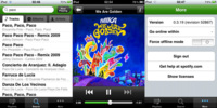 Spotify ya está en la App Store y en el Android Market