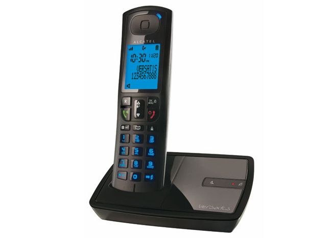 Alcatel Versatis E350, un buen teléfono con las características básicas