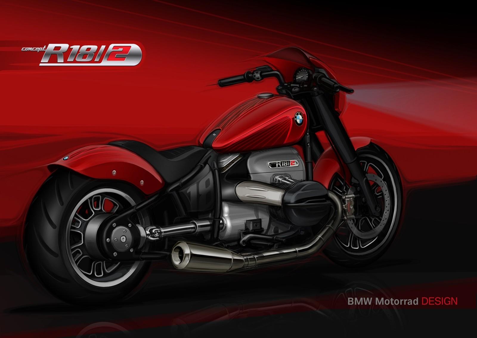 Foto de BMW Motorrad Concept R 18 /2 (5/39)