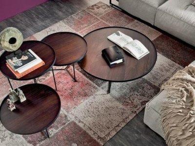 Las mesas auxiliares, un elemento funcional y versátil