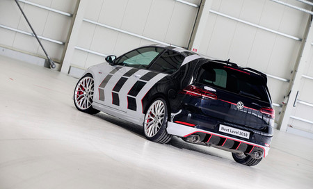 Volkswagen Golf GTI Next Level Concept