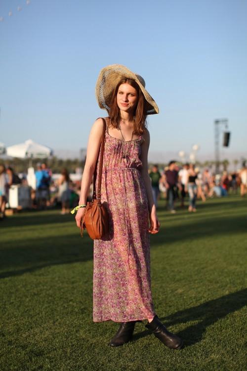 Foto de Los 10 mejores looks de las streetstylers en Coachella: nada que envidiar a las celebrities (28/38)
