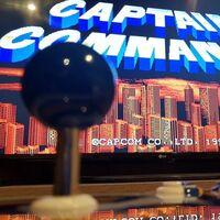 Revive la experiencia de las recreativas de los noventa en tu televisor con esta Capcom Home Arcade a su precio mínimo hoy en Amazon