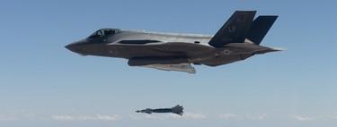 El F-35, el avión de combate más caro de la historia, está al fin listo para el combate