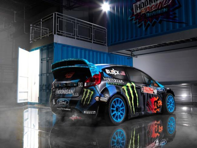 Ken Block Hoonigan Racing Division