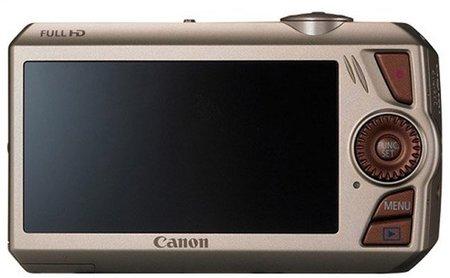 Canon IXUS 1000 HS trasera