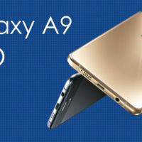 Así es el nuevo Samsung Galaxy A9 Pro: 6 pulgadas y gran autonomía