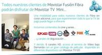 Movistar golpea, interesantes novedades y ofertas para su servicio de televisión