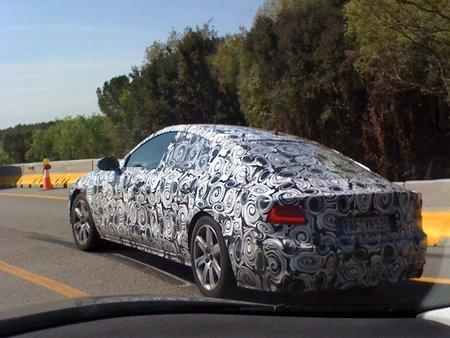 En una semana veremos el Audi A7 Sportback