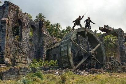 Siete películas para el Oscar 2007 a los efectos visuales