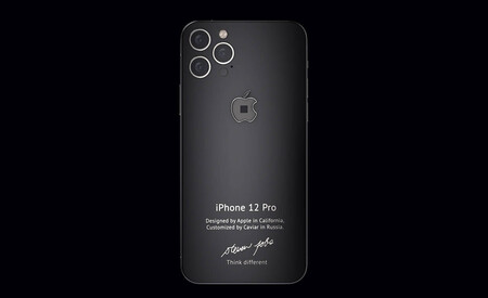 Iphone12 Steven Jobs2 Black2