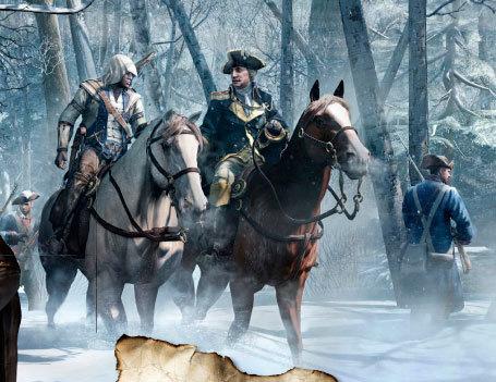 Foto de Assassins Creed III (primeras imágenes) (4/9)