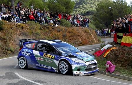 Petter Solberg quiere seguir en el WRC corriendo gratis