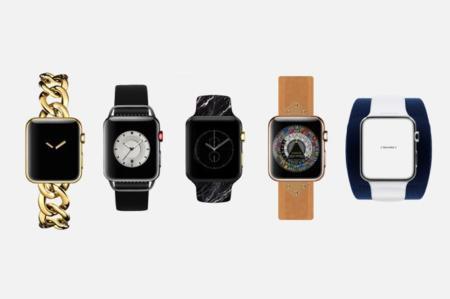 Así sería el Apple Watch hecho por famosos diseñadores de moda