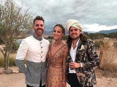 Todas querríamos pasar por el altar con el vestido de no-novia con el que se ha casado Dianna Agron (palabrita)