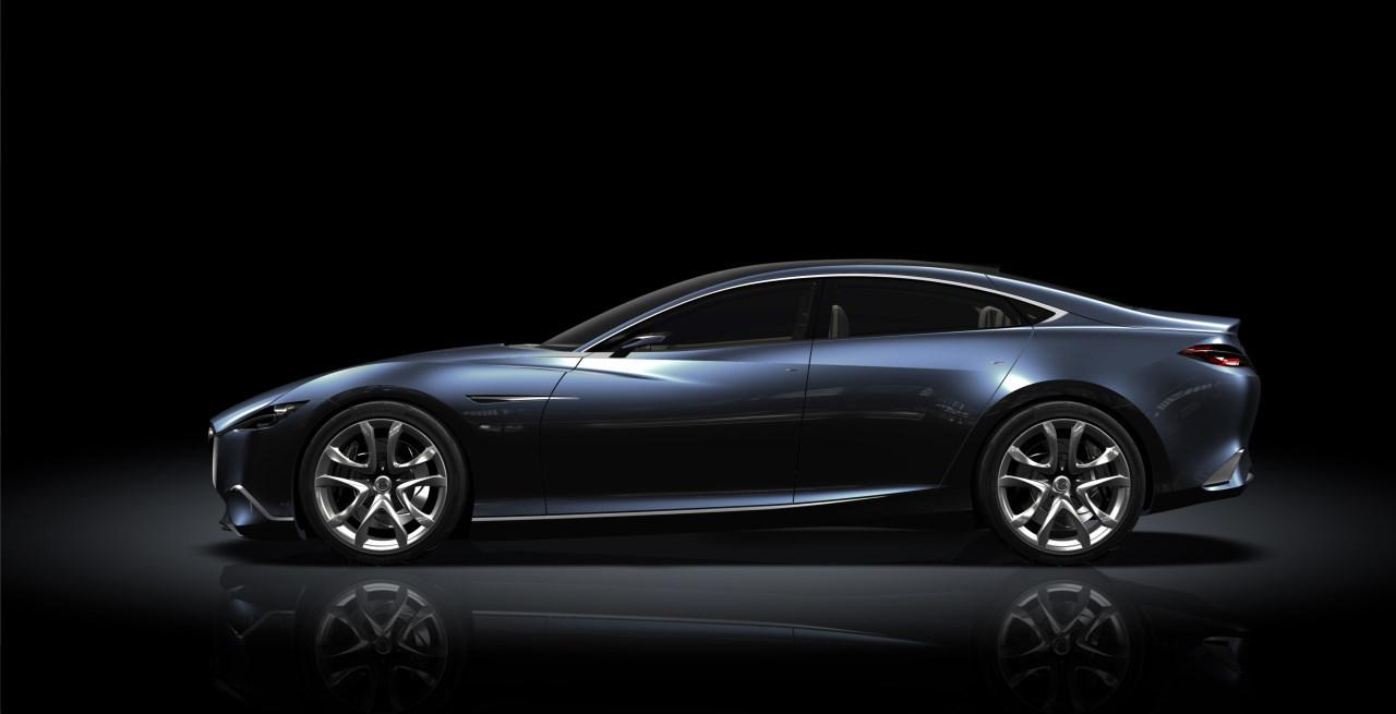 Foto de Mazda Shinari Concept (4/7)