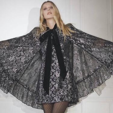 Halloween nunca fue tan oscuro y 'cool': H&M y The Vampire's Wife enamoran con su última colección cápsula de origen sostenible