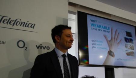 """Telefónica colaborará con LG, Samsung y Sony para integrar servicios en dispositivos """"smartwearable"""""""